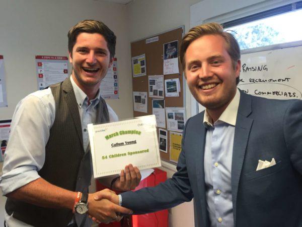 Masterplan Marketing Congratulates Fundraiser of the Month