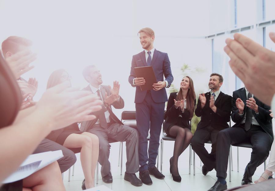 Building Career Confidence Through Public Speaking